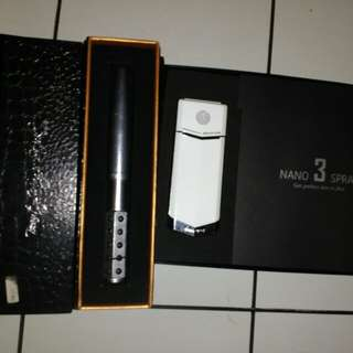 Nano spray 3 + beauty magic stick