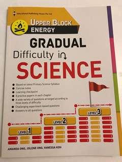 Primary science upper block