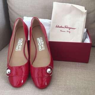 Ferragamo Brand New Shoes