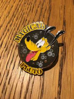Disney Pin 迪士尼襟章 徽章 Pluto 布魯托