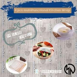 Kitchen Wrap Multifungsi