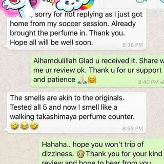 💥💥Review from Customer💥💥