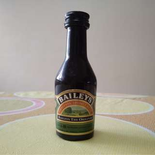 Baileys Mini Liquor Bottle