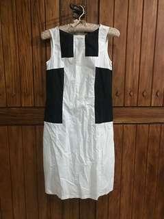 Vintage Graphic Anna Sui Dress