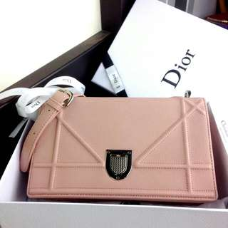 Tas Wanita  Christian Dior Diorama Flap Bag Kode : CD-1230