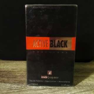 Active Black by Inside Fragrance 100ml --- from Dubai