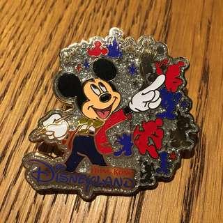 Disney Pin 迪士尼襟章 徽章 Mickey 米奇