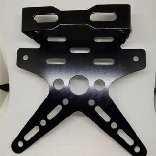 alloy plate holder star