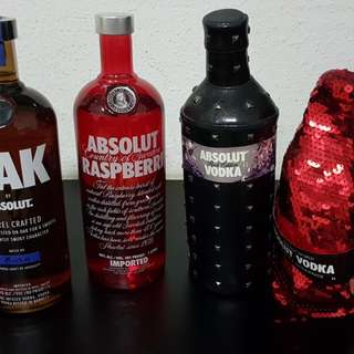 Absolut Oak (1L) + Freebies!