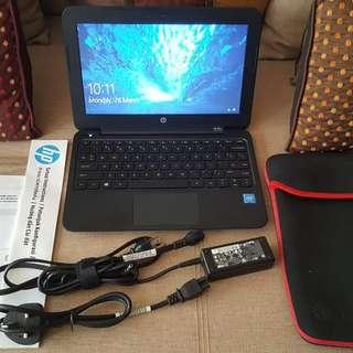 HP Notebook f107TU