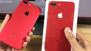 IPhone 7 Plus 128 GB (red) cicilan tanpa Cc