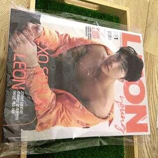 EXO世勳 Leon雜誌