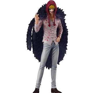 One Piece  Corazon Figure, Super One Piece Styling, Trigger of the Day