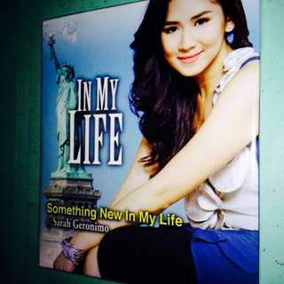 Sarah Geronimo	-	Something New In My Life (In My Life Audio-Video OST)
