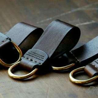 Hand Made Leather Key Chain