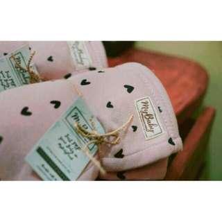 Geos My Baby Love Pink / Gendongan Bayi Size XL