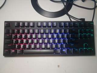 Cooler Master Masterkeys Pro S RGB with Cherry MX Red switches