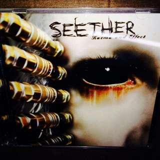 Seether-Karma and Effect CD