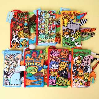 Tails cloth books