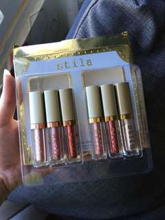 SALE! STILA METAL EYESHADOW SET