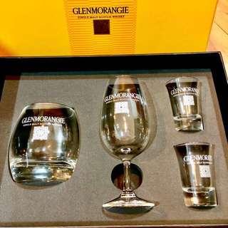 格蘭傑威士忌精品酒杯組