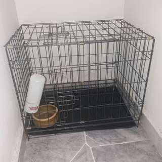 Pet cage ( for cats, rabbits ect )