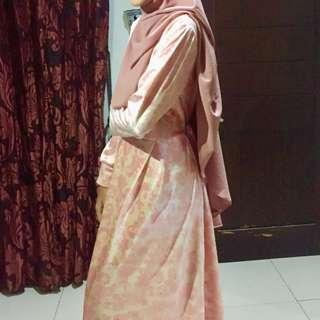 Muslim Wear / Gamis panjang / Baju Gamis / Baju syari