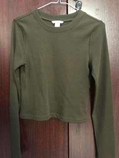 H&M long-sleeve top