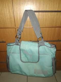 Puma Diaper & Nursing Bag