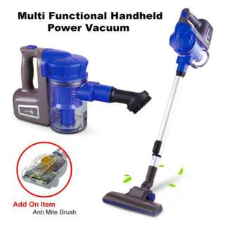 SALE FREE POS Ready Stock Multi Functional Handheld Strong Power Cyclone Vacuum Cleaner
