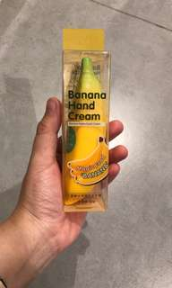Po Fruity Hand Cream ( Peach, Banana, Mango )