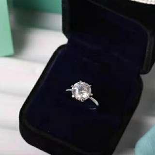 Tiffany Setting 6爪鑽戒