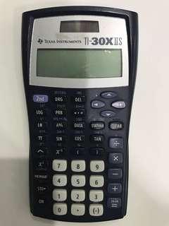 Texas Instruments Financial Calculator Ti-30X II S 2S