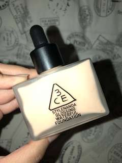 3CE Glossing Foundation