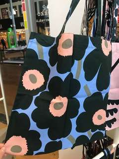 Marimekko tote bag (made in Estonia)