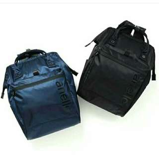 Anello Water Resistant Bag
