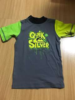 Quiksilver rashguard