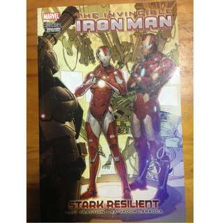 Invincible Iron Man by Matt Fraction Vol. 6: Stark Resilient Book 2