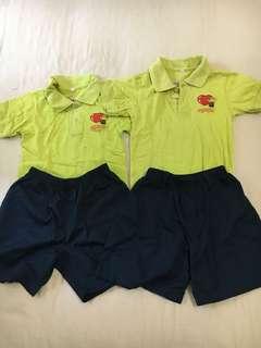 Agape Littleuni childcare uniform