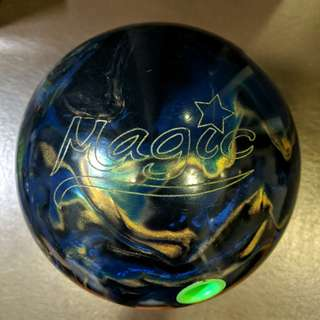 Ebonite Magic bowling ball 11lbs