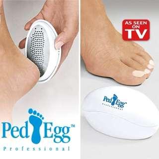 Ped Egg ( manicure pedicure salon kulit kasar kapalan