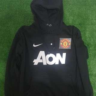 Man united aon hoodie