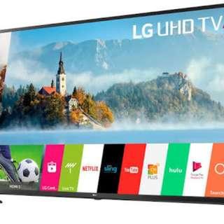 """Promo kredit TV LG 49"""" Gratis 1x angsuran & 32"""" Digital LG"""