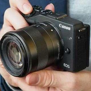 Cicilan 6 bulan Canon EOS M3
