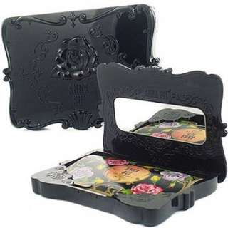 Anna Sui Mirror / Blotting Papers Case (Signature Rose Pattern) 鏡盒/ 面油紙盒(經典玫瑰圖案)
