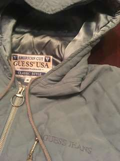 Guess Jeans Quilted Jacket