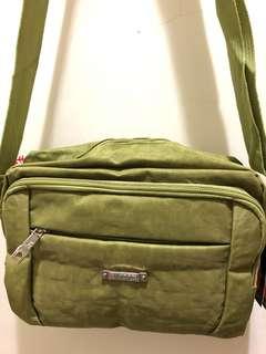 🚚 果綠側背包#運動腰包