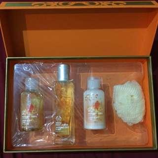 The Body Shop Gift Set Indian Night Jasmine