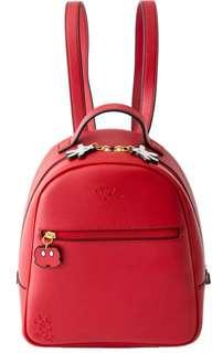 COLORS by Jennifer Sky Disney Collection Mickey mini size PU Backpack