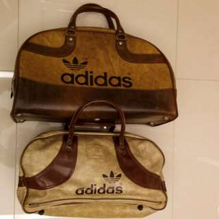 Adidas vintage bags